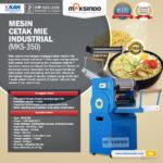 Jual Mesin Cetak Mie Industrial (MKS-350) di Yogyakarta