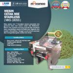 Jual Mesin Cetak Mie Stainless (MKS-180SS) di Yogyakarta