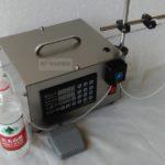 Jual Mesin Filling Cairan Otomatis (MSP-F100) di Yogyakarta