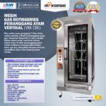 Jual Gas Rotisseries Pemanggang Ayam Vertikal di Yogyakarta