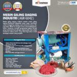 Jual Mesin Giling Daging Industri (AGR-GD42) di Yogyakarta