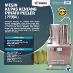 Jual Mesin Kupas Kentang Potato Peeler (PP08A) di Yogyakarta