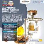 Jual Alat Pemeras Minyak Biji-Bijian Manual di Yogyakarta