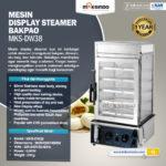 Jual Mesin Display Steamer Bakpao – MKS-DW38 di Yogyakarta