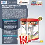 Jual Mesin Pembuat Popcorn (POP22) di Yogyakarta