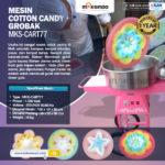 Jual Mesin Cotton Candy + Grobak di Yogyakarta