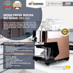 Jual Mesin Press Minyak Biji-Bijian (MKS-J03) di Yogyakarta
