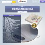 Jual Digital Kitchen Scale (CH-311) di Yogyakarta