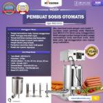 Jual Mesin Pembuat Sosis Otomatis (MKS-ELV10) di Yogyakarta