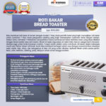 Jual Mesin Bread Toaster (Roti Bakar-D06) di Yogyakarta