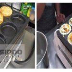Jual Mesin Burger Telur Serbaguna (Gas- BURG9) di Yogyakarta
