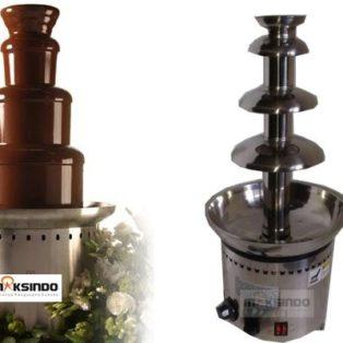 Jual Mesin Chocolate Fountain 4 Tier (MKS-CC4) di Yogyakarta