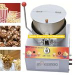 Jual Mesin Popcorn Gas (MKS-POP10) di Yogyakarta