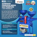Jual Kombinasi Pengupas Beras dan Penepung RMD8020 di Yogyakarta