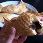Jual Mesin Kue Waffle Ikan Taiyaki – Gas (TYK02) di Yogyakarta