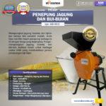 Jual Mesin Penepung Jagung dan Biji-Bijian (MD15) di Yogyakarta