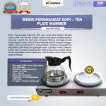 Jual Mesin Penghangat Kopi – Teh (Coffee Tea Warmer – Decanter) di Yogyakarta