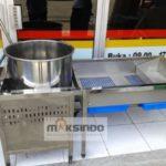 Jual Mesin Popcorn Industrial Caramel (Gas) – CRM800 di Yogyakarta