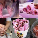 Jual Mesin Roll Fry Ice Cream (RIC36) di Yogyakarta