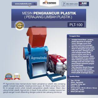 Jual Mesin Penghancur Plastik di Yogyakarta