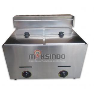 Jual Mesin Gas Fryer MKS-7Lx2 di Yogyakarta
