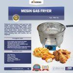 Jual Mesin Gas Fryer MKS-15L di Yogyakarta
