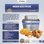 Jual Mesin Gas Fryer MKS-482 di Yogyakarta