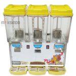 Jual Mesin Juice Dispenser 3 Tabung (17 Liter)-ADK-17×3 di Yogyakarta