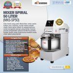 Jual Mixer Spiral 50 Liter (MKS-SP50) di Yogyakarta