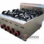 Jual Counter Top 4-Burner Gas Range di Yogyakarta