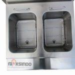 Jual Counter Top 2-Tank 2-Basket Gas Fryer di Yogyakarta