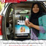 Jual Mesin Es Krim 3 Kran ICM919 di Yogyakarta