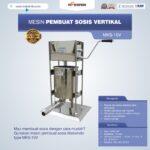 Jual Mesin Pembuat Sosis Vertikal MKS-10V di Yogyakarta