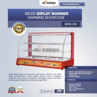 Jual Mesin Diplay Warmer (MKS-3W) di Yogyakarta