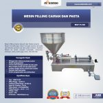 Jual Mesin Filling Cairan Dan Pasta MSP-FL500 di Yogyakarta