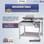 Jual Jual Breading Table MKS-BRT100 di Yogyakarta