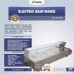Jual Electric Bain Marie (Penghangat Masakan) MKS-BMR4 di Yogyakarta
