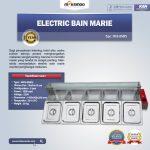 Jual Electric Bain Marie (Penghangat Masakan) MKS-BMR5 di Yogyakarta
