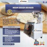 Jual Mesin Dough Devider MKS-BA50 di Yogyakarta