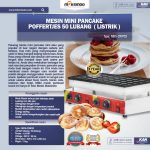 Jual Mesin Mini Pancake Poffertjes 50 Lubang CRIP50 – Listrik di Yogyakarta
