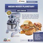 Jual Mesin Mixer Planetary MKS-BM20B di Yogyakarta