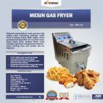 Jual Mesin Gas Fryer 6 Liter MKS-71B di Yogyakarta