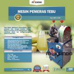 Jual Mesin Pemeras Tebu Listrik (MKS-G300) di Yogyakarta