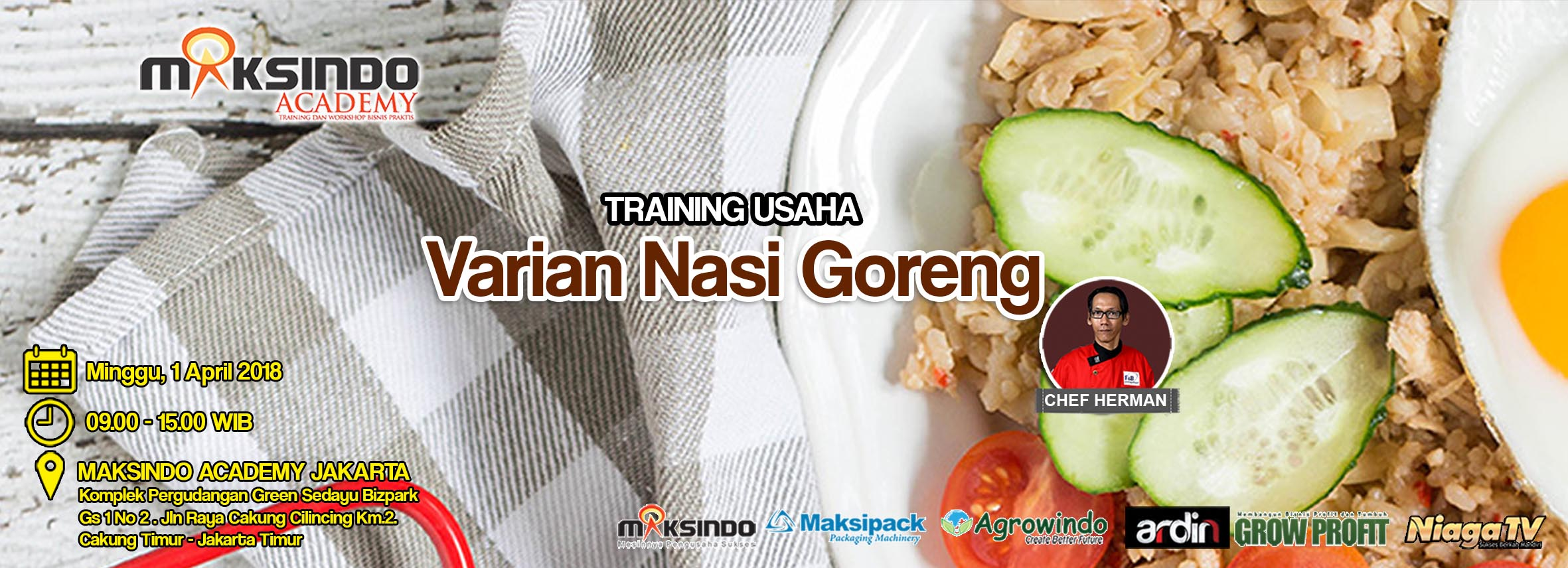 Toko Mesin Maksindo Yogyakarta 4
