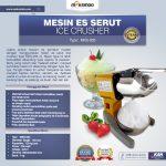 Jual Mesin Es Serut (Ice Crusher MKS-003) di Yogyakarta