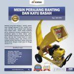 Jual Mesin Perajang Ranting dan Kayu Basah – CP07 di Yogyakarta