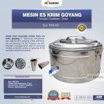 Jual Alat Es Krim Goyang MKS-55O di Yogyakarta