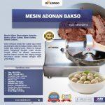 Jual Mesin Adonan Bakso (Fine Cutter) MKS-QW14 di Yogyakarta