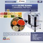 Jual Mesin Giling Bumbu (Universal Fritter) MKS VGC12 di Yogyakarta