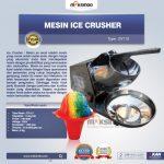 Jual Mesin Ice Crusher SY110 di Yogyakarta
